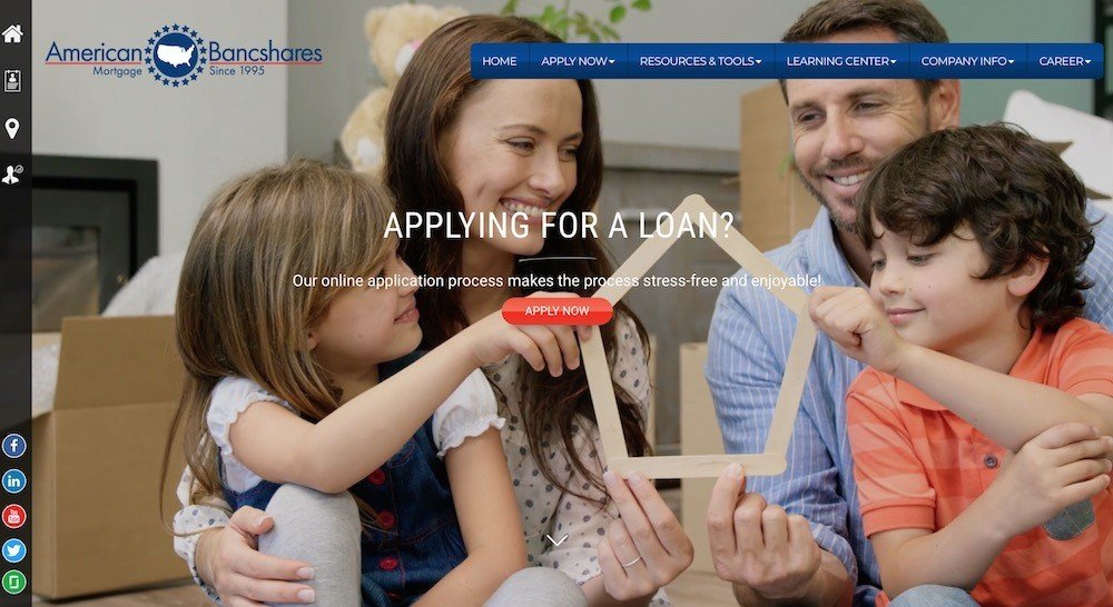 American Bancshares Web