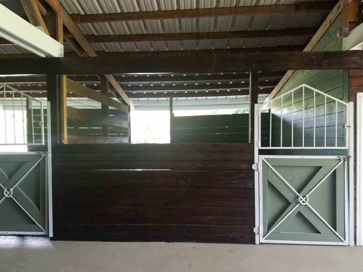 Stals for Equestrian in Wellington