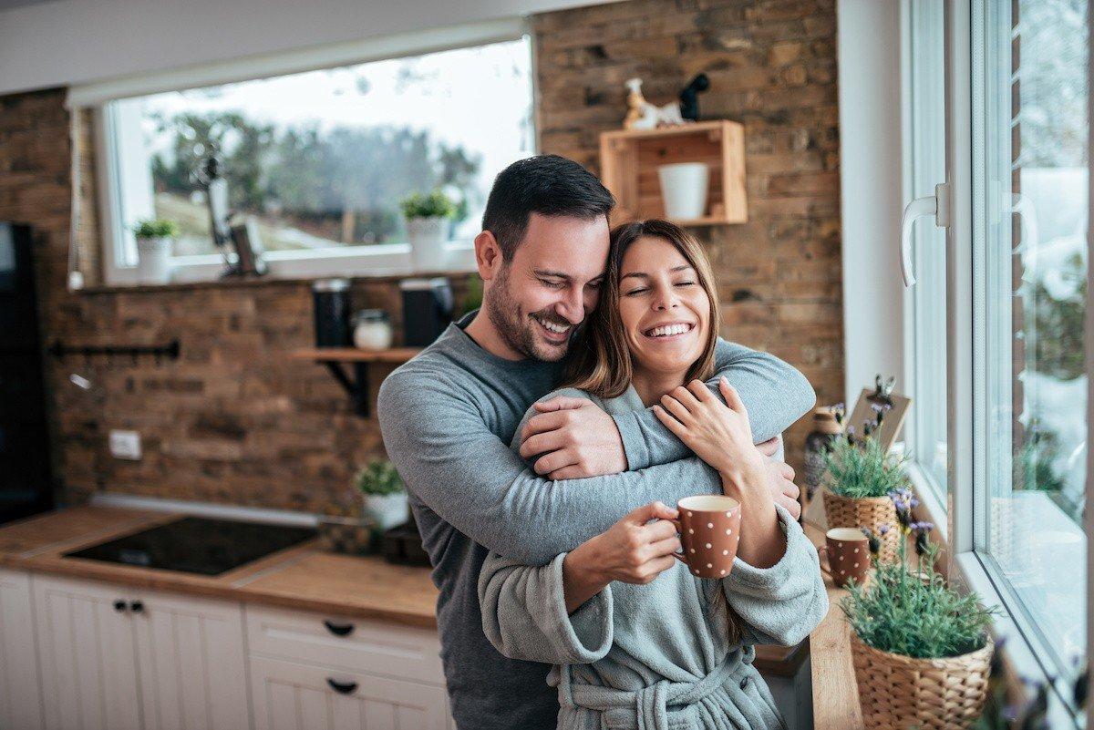 Comprando uma casa como um Casal não casado?
