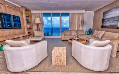 À venda no luxuoso 1 Hotel & Homes Residence