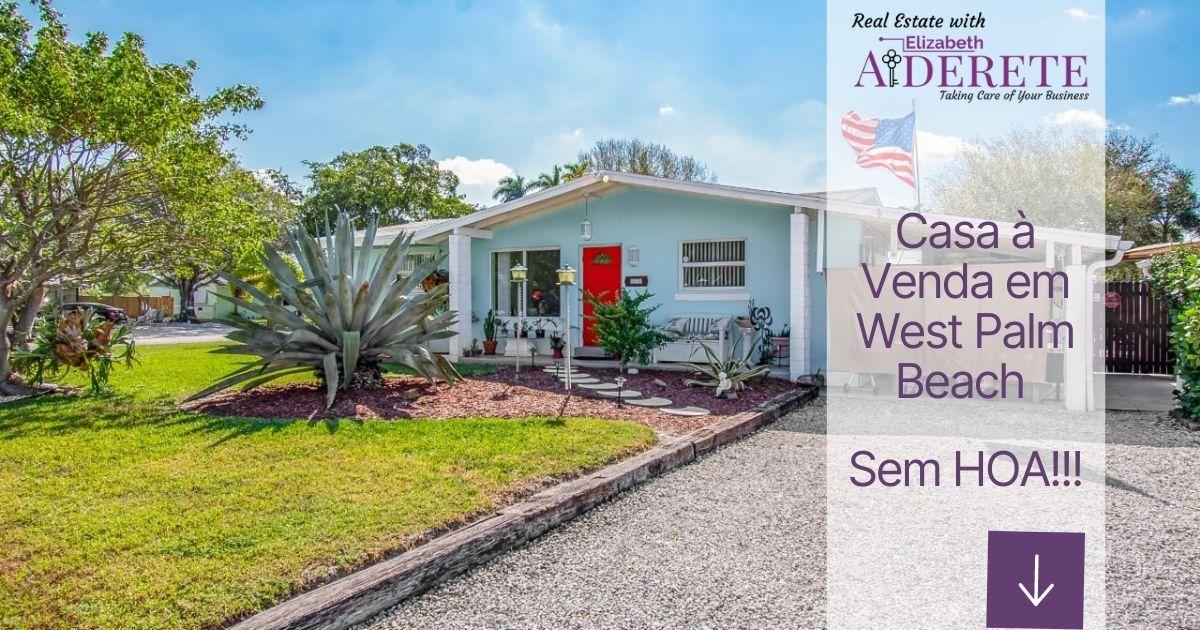 Casa à Venda em West Palm Beach