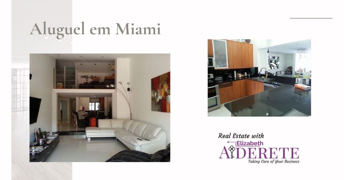 Aluguel Em Miami